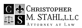 Chris Stahl Law logo