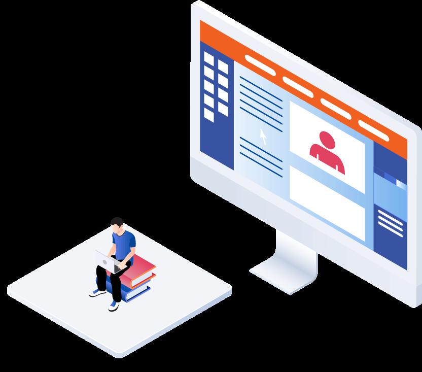 Web design services in Shreveport